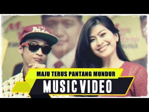 ANJAR OX'S - Maju Terus Pantang Mundur ( Music Video 2013 )