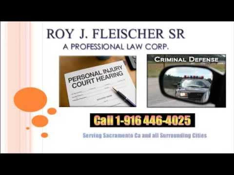 Personal Injury Attorney Sacramento California 95811