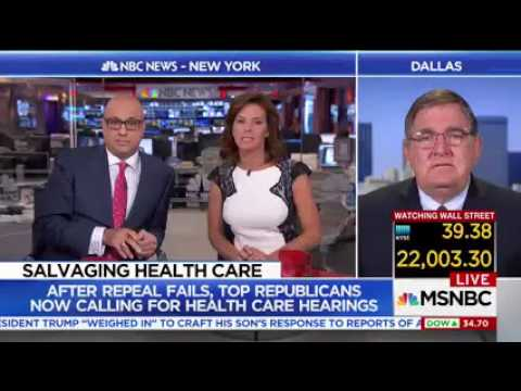 Dr. Burgess Joins MSNBC's Live With Velshi and Ruhle