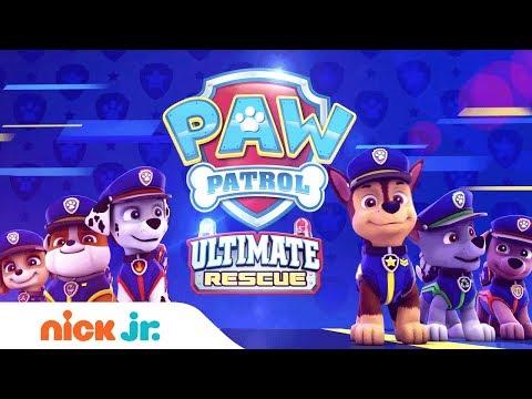 PAW Patrol   NEW Ultimate Police Rescue 🚨 Premiering June 22nd   Nick Jr.