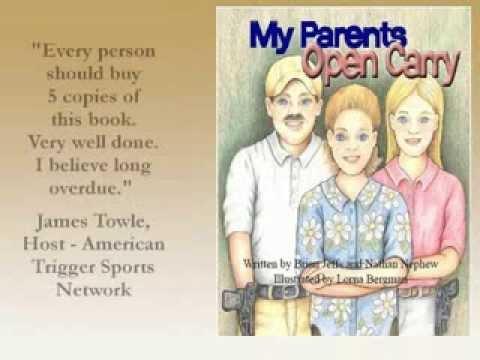Open carry kid's book a sensation - CNN.com