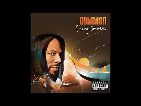 COMMON FINDING FOREVER FULL ALBUM 2007