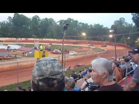 East Lincoln Speedway FWD Main 4-29-17 Part 2