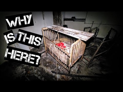 This Abandoned House Will Give You Nightmares!
