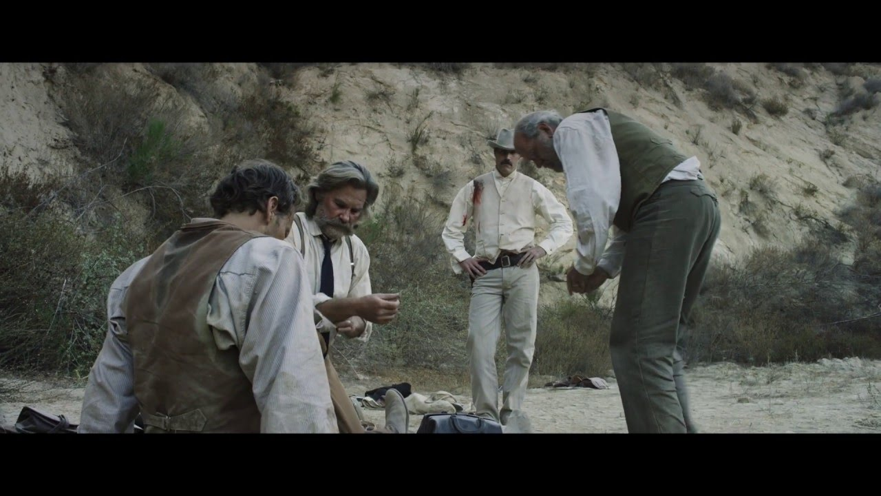 bone tomahawk trailer german