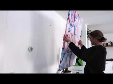 Montageanleitung Leinwand  - Tutorial | Wall-art.de