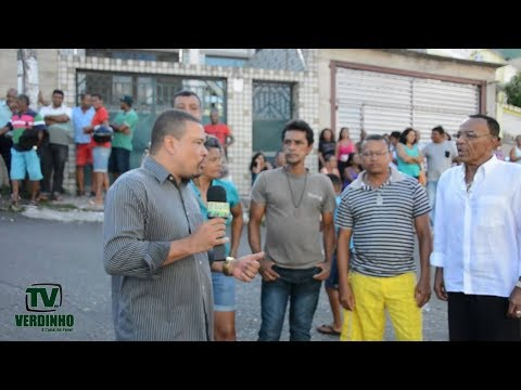 Itabuna: TV Verdinho acompanha velório do professor Amaral