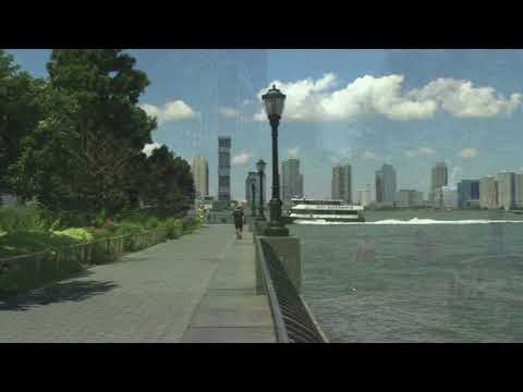 Hudson River Park - One Of The Most Scenic, Peaceful Areas Of Manhattan