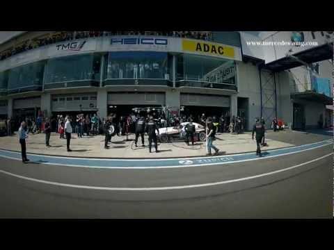 24h race Nürburgring 2012 - Final Showdown