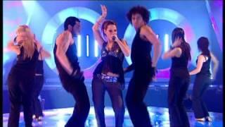 Rachel Stevens - Negotiate With Love @Top Of The Pops 12/03/2005 HQ