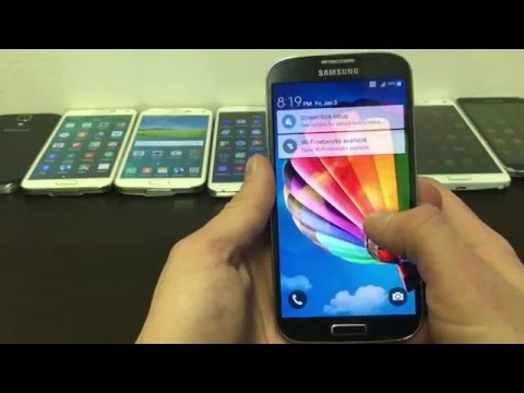 Samsung Galaxy S4 Change APN Settings AT&T MMS, 4G LTE Data and Picture Messages