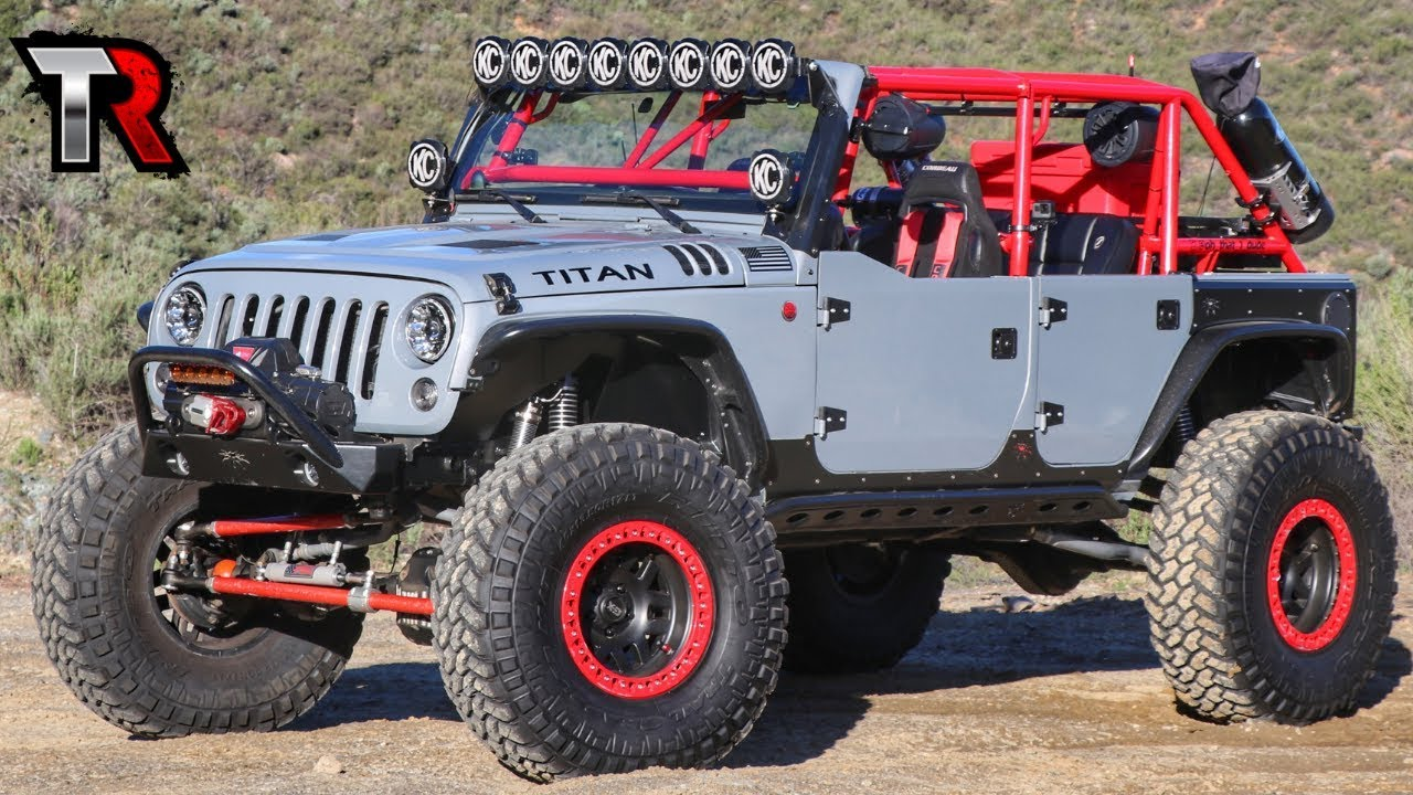 Jeep Rock Crawler >> The Ultimate Daily Driven Rock Crawler Jeep Wrangler Build