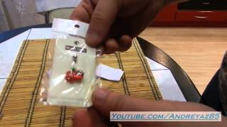 видео серьги для пирсинга
