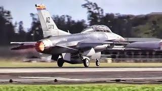USAF Air Combat Training • Sentry Aloha In Hawaii
