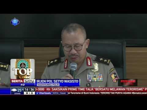 3 Terduga Pelaku Bom Kampung Melayu Dibekuk di Kawasan Bandung