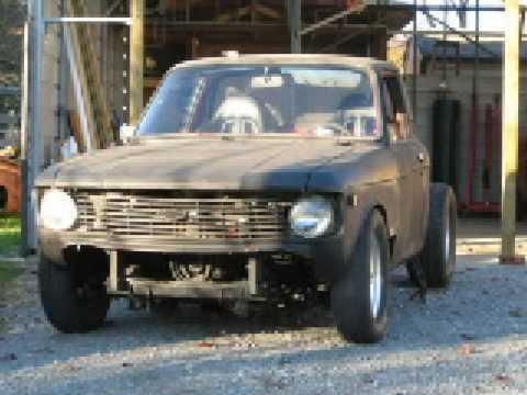 Chevy Luv Truck Progress 60l Lq4 Youtube