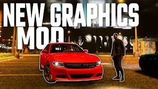 GTA 5 PC FiveM NEW Graphics MOD Looks So Nice!!! | SLAPTrain
