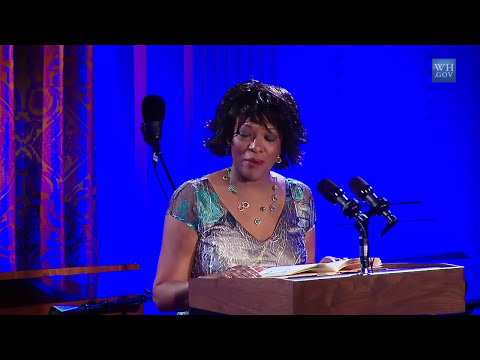 White House Poetry Evening with Rita Dove, intro by Barack Obama