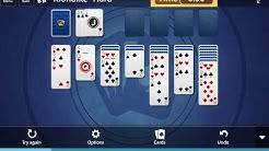 Microsoft Solitaire Collection: Klondike - Hard - January 8, 2015