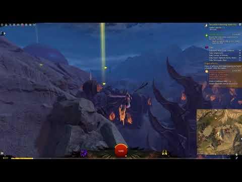 GW2 Necropolis Embalming Supply Run Adventure Gold