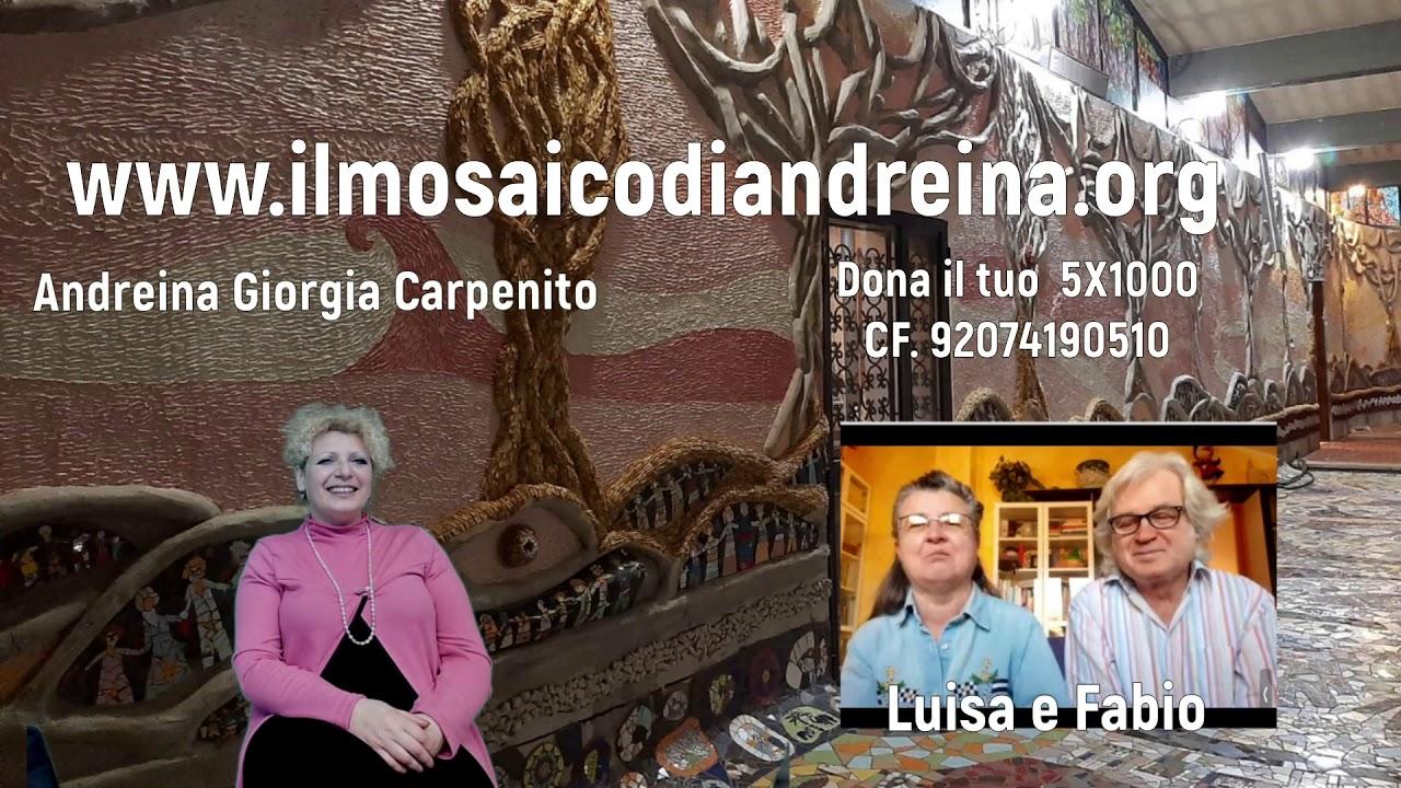 Storie del mosaico: Luisa e Fabio amici e volontari locali