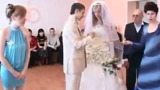 Новые Приколы на свадьбе NEW 2013