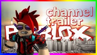 DROBLOX - CHANNEL TRAILER!!! (Roblox, erstes Video, absolutley fab)