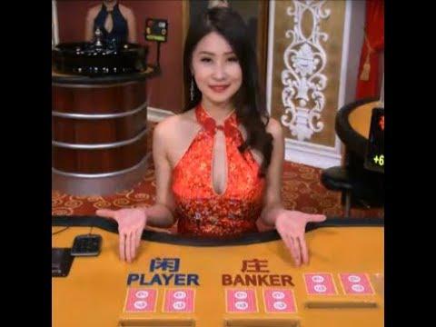 Kalah Telak Di Casino Online Oriental Gaming, Tips Menang Baccarat Bersama Aling Og Casino Dealer