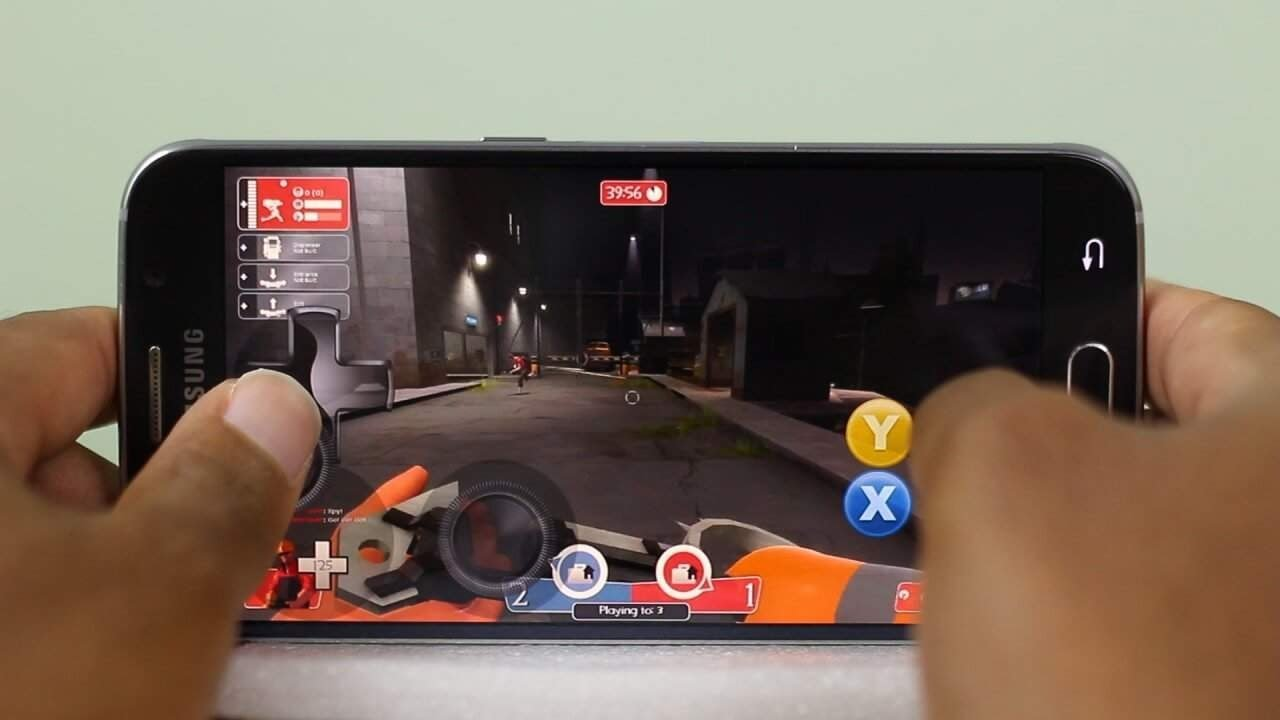 Team Fortress 2 Para Android Blitz Bridge Youtube