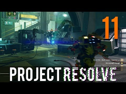 [11] Project Resolve (Let's Play The Surge PC w/ GaLm)