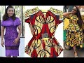 💚💚💚 Short African Dresses Styles 2019 to Wow this Season
