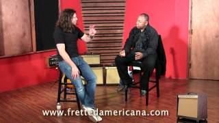HAPPY NEW YEAR! Phil X and Paul Jackson Jr. Evil Robot Interview Part 1