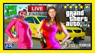 GTA V! The Cr3W On Grand Theft Auto 5 On A Wednesday Night? ( GTA V Live Stream )