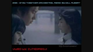 2NE1 Stay Together Orchestral Remix [HD Music Video]