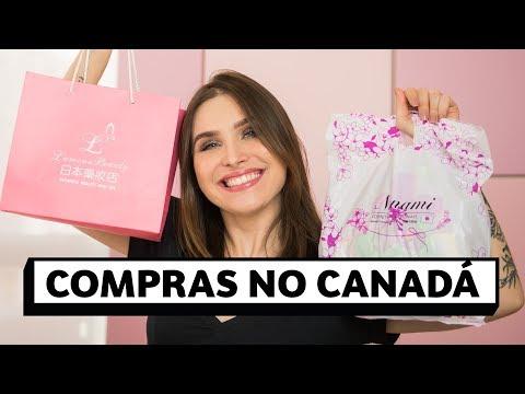 Compras no Canadá - surtando com produtos de beleza asiáticos | Lu Ferreira | Chata de Galocha