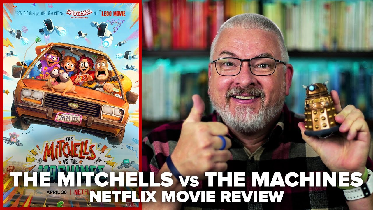 """What's Up at the Movies: We review """"The Mitchells vs The Machines ..."""