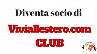 Diventa socio di Viviallestero.com CLUB