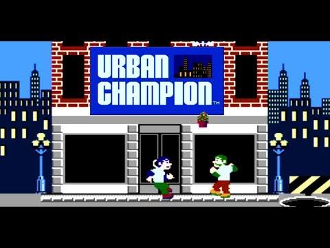 URBAN CHAMPION  gameplay rigogames