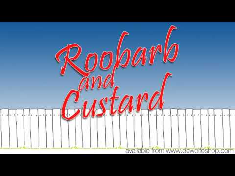 Roobarb and Custard Title Music