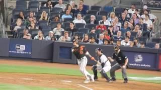 Orioles Manny Machado 470 Ft Monster Homerun Vs Yankees HD