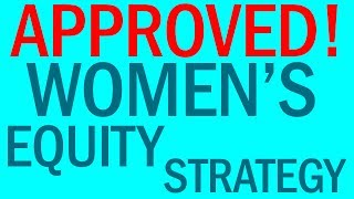 Vancouver approves new women's equity strategy