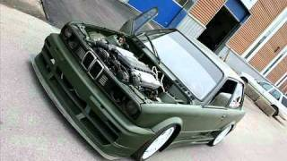 BMW E30 V12 CONVERSION REUPLOADED