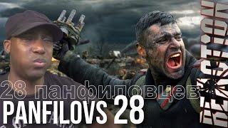 Panfilov's 28 Official TRAILER REACTION!