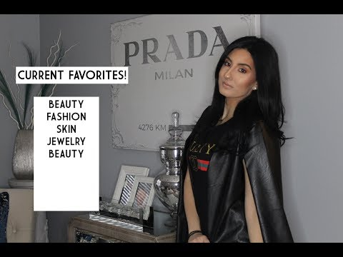 CURRENT FAVORITES || SHEIN || BEAUTY || FASHION || JEWELRY & MORE!