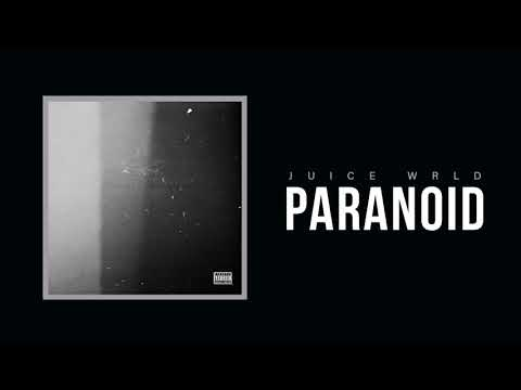 "Juice WRLD ""Paranoid"" (Official Audio)"
