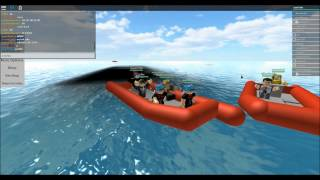 Lets Play: ROBLOX! - Sinking Ship Simulator! (46)