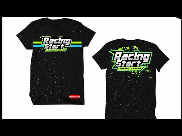 Tutorial Membuat Kaos Racing Dipixellab Dengan Mudah Youtube