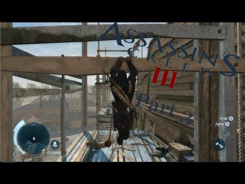 "Assassin's Creed III Free Roaming- Part 3 ""Boston"" (PC)"