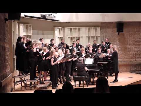 University of Toledo Choir- Concert chorale