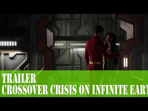 Crisis On Infinite Earths • Trailer Estendido - Legendado